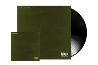Physical Copies of Kendrick Lamar's 'untitled unmastered.' Are Here