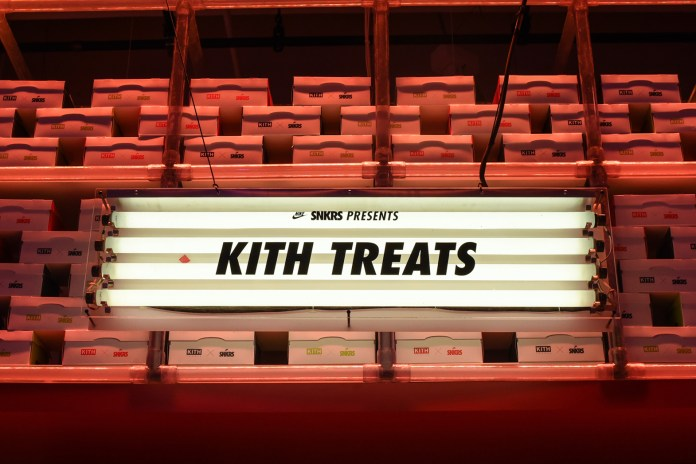 A Look Inside KITH Treats' Nike Air Max Con Pop-Up