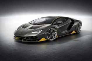 Lamborghini Officially Introduces the 770 Horsepower Centenario in Geneva
