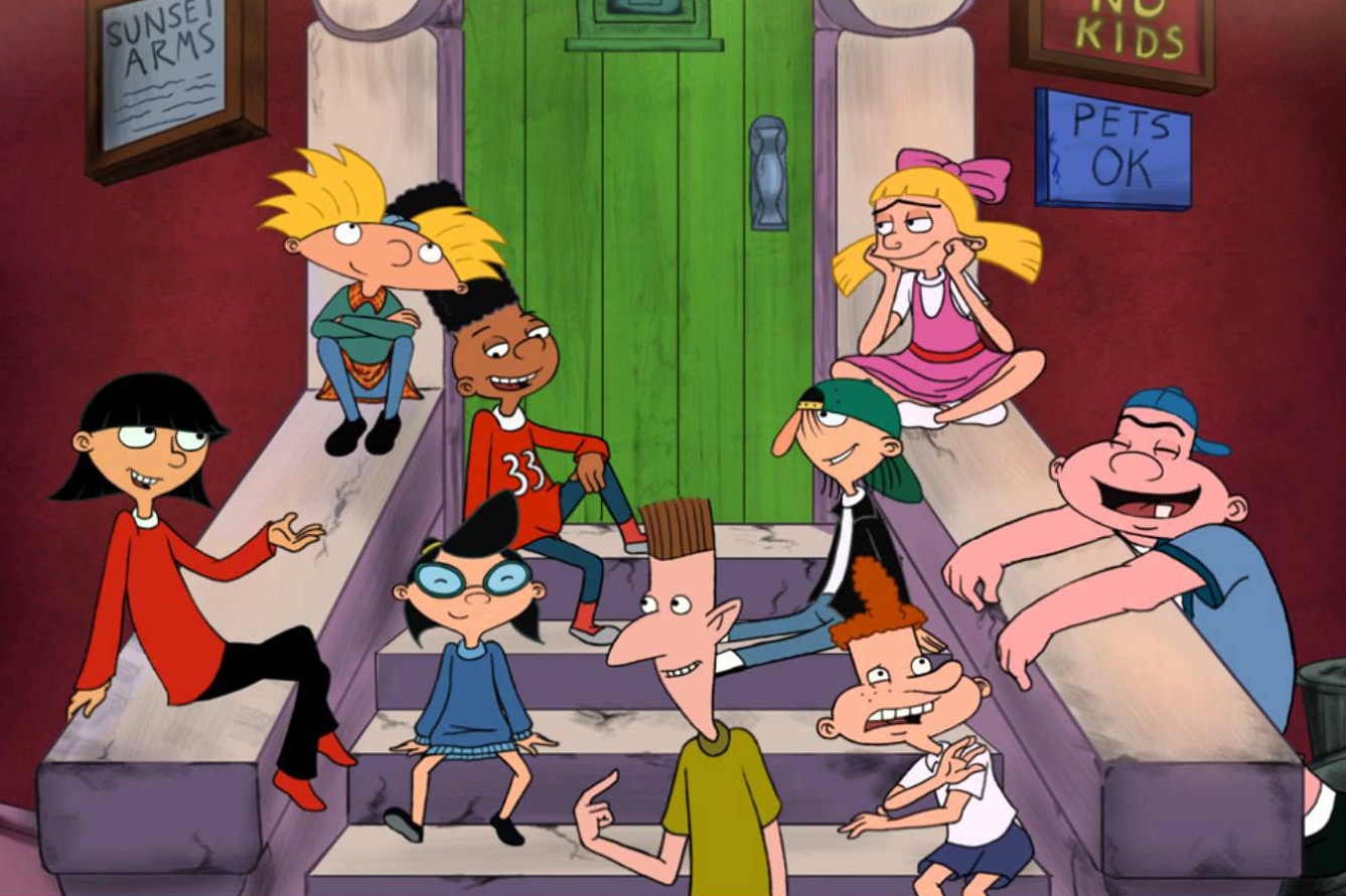 'Legends of the Hidden Temple' & 'Hey Arnold!' Will Finally Make Their Triumphant Return