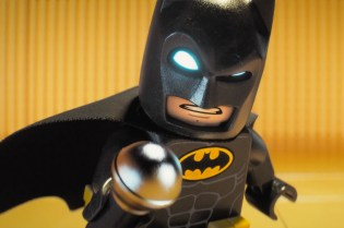 Batman Drops the Mic in the First Trailer for His Own LEGO Movie