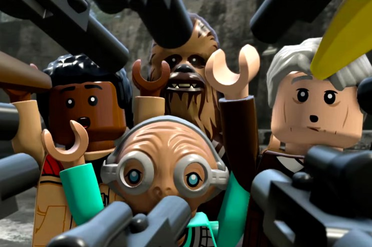The Latest 'LEGO Star Wars: The Force Awakens' Trailer Promises a More Immersive Universe