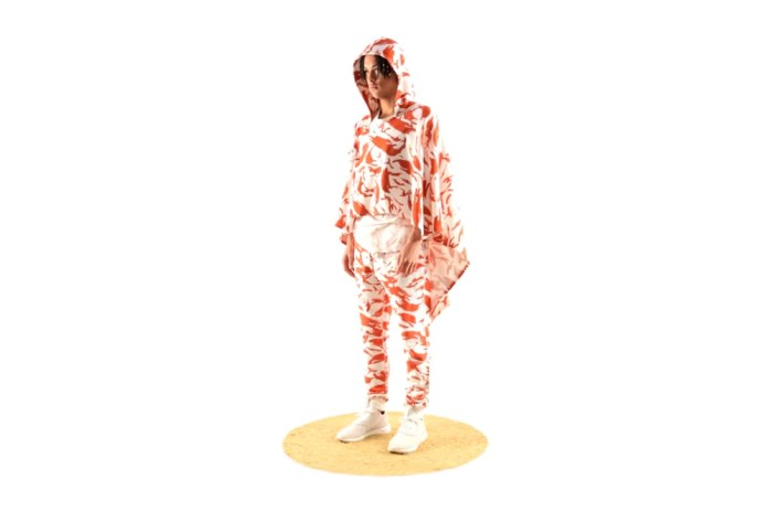 "maharishi 2016 Spring/Summer ""Morph Cycle"" Video Lookbook Part 2"