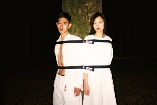 "Step Into Tradition With Maison Kitsuné's 2016 Spring ""Reishiki"" Capsule Collection"