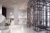 Joe Ginsberg Fuses Old-World Techniques With Contemporary Style for This Manhattan Hotel
