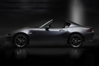 Mazda Introduces the Retractable Hardtop MX-5 RF