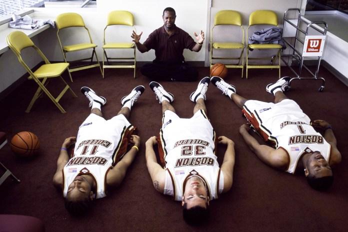 Meet the NBA's Best Kept Secret: Meditation Coach George Mumford