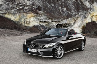 Mercedes-Benz Returns to Compact Convertibles With the C-Class Cabriolet