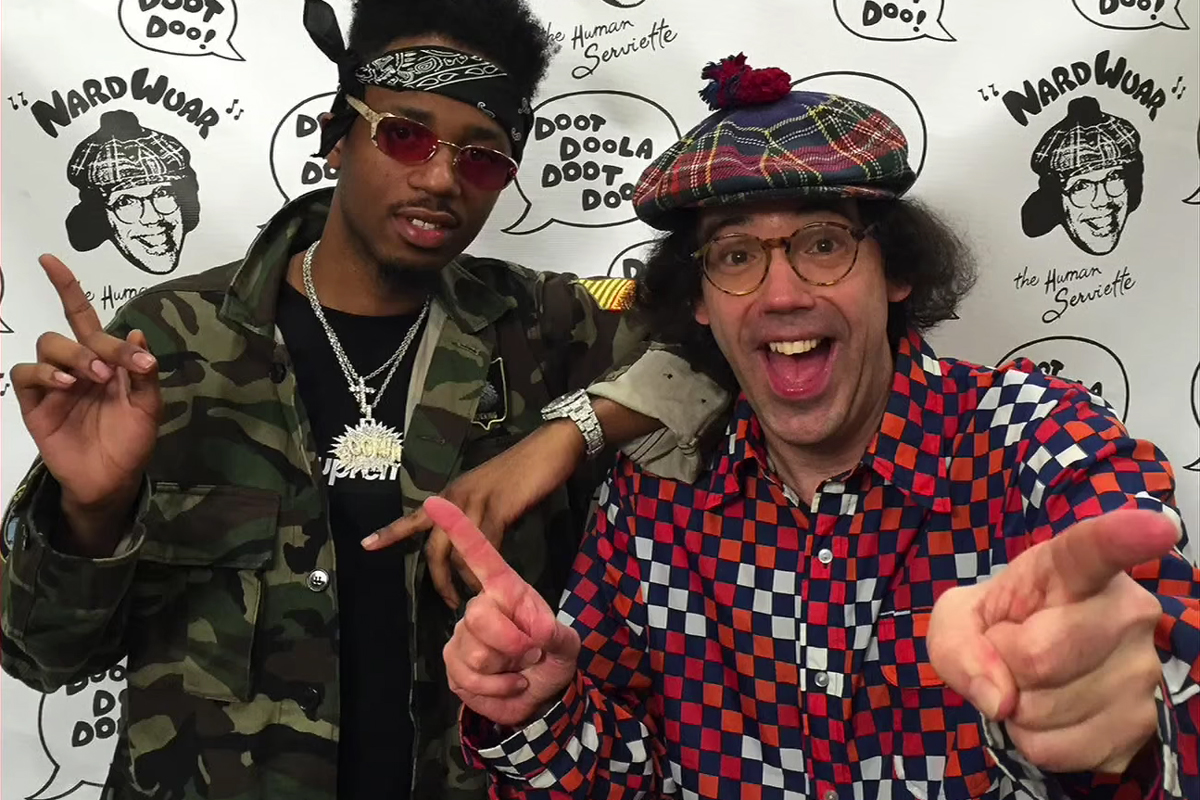 Metro Boomin Reveals If He Trusts Donald Trump in Conversation With Nardwuar