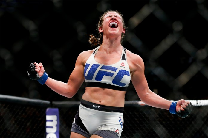 Miesha Tate Beats Holly Holm in UFC 196 Upset