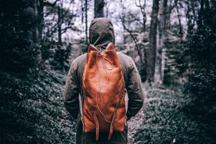 MIFLAND Introduces the Rolltop Rucksack With a Lookbook Shot by Ta-ku