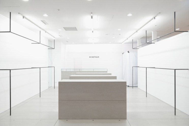 MINOTAUR Opened a New Store in Tokyo