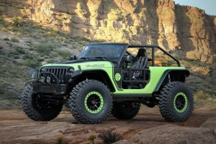 Jeep Teams up With Mopar on Seven Different Concepts