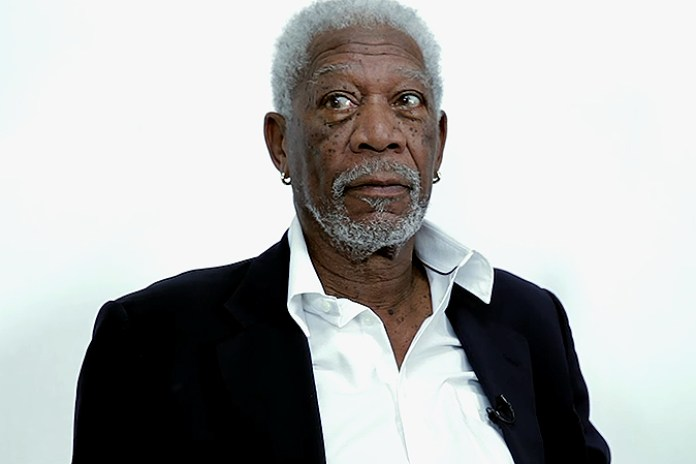 "Watch Morgan Freeman Dramatically Read the Lyrics to Justin Bieber's ""Love Yourself"""