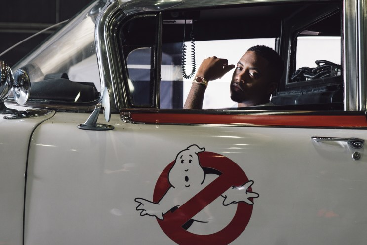 Nas' HSTRY Clothing Teams up With the Ghostbusters Squad