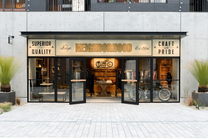 A Look Inside NEIGHBORHOOD's New Yokohama Store