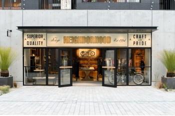 A Look Inside NEIGHBORHOOD's New Yokohama Store