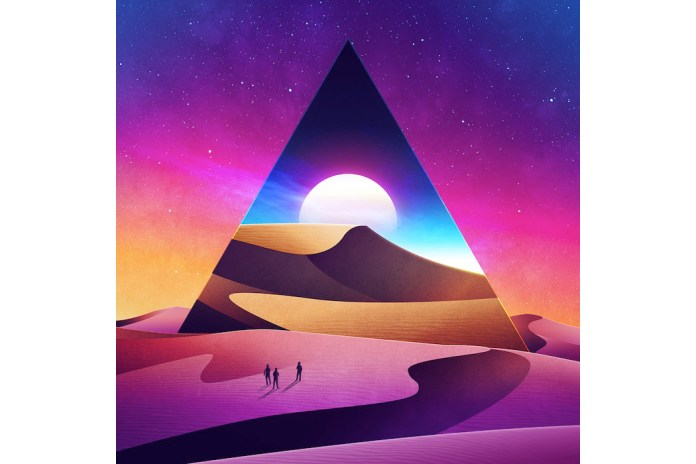 'NeoWave' Posters Bring Back Retro Sci-Fi Art