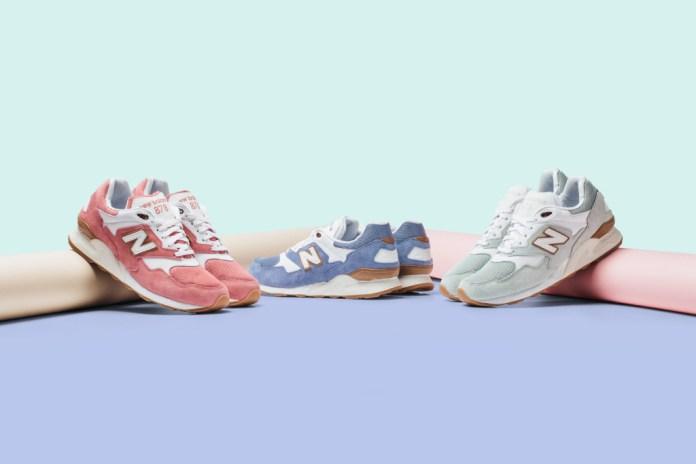 New Balance Brings Pastel Hues to the 878