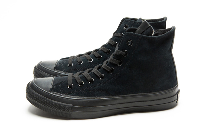 N.HOOLYWOOD Teams up With Converse for a Suede Chuck Taylor High