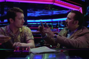 Nicolas Cage & Elijah Wood Join Forces in 'The Trust'