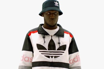 NIGO and Stormzy Collide in adidas Originals Lookbook