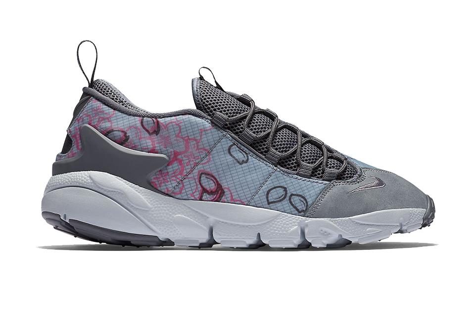 "The Nike Air Footscape Motion Gets the ""Sakura"" Treatment"