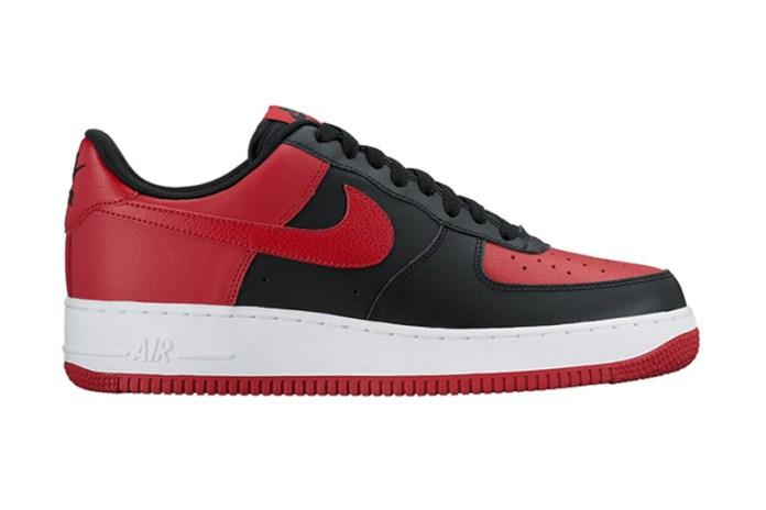 The Nike Air Force 1 Meets the Air Jordan 1