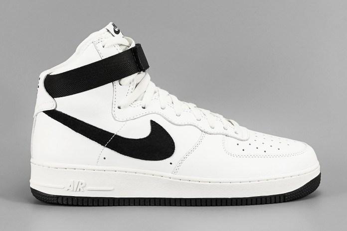 Nike Air Force 1 High Retro Summit White/Black