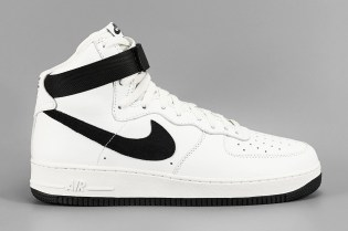 Nike Air Force 1 High Retro Summit White/Black