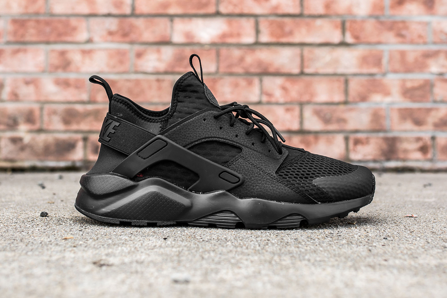 Nike Air Huarache Run Ultra Br Svart