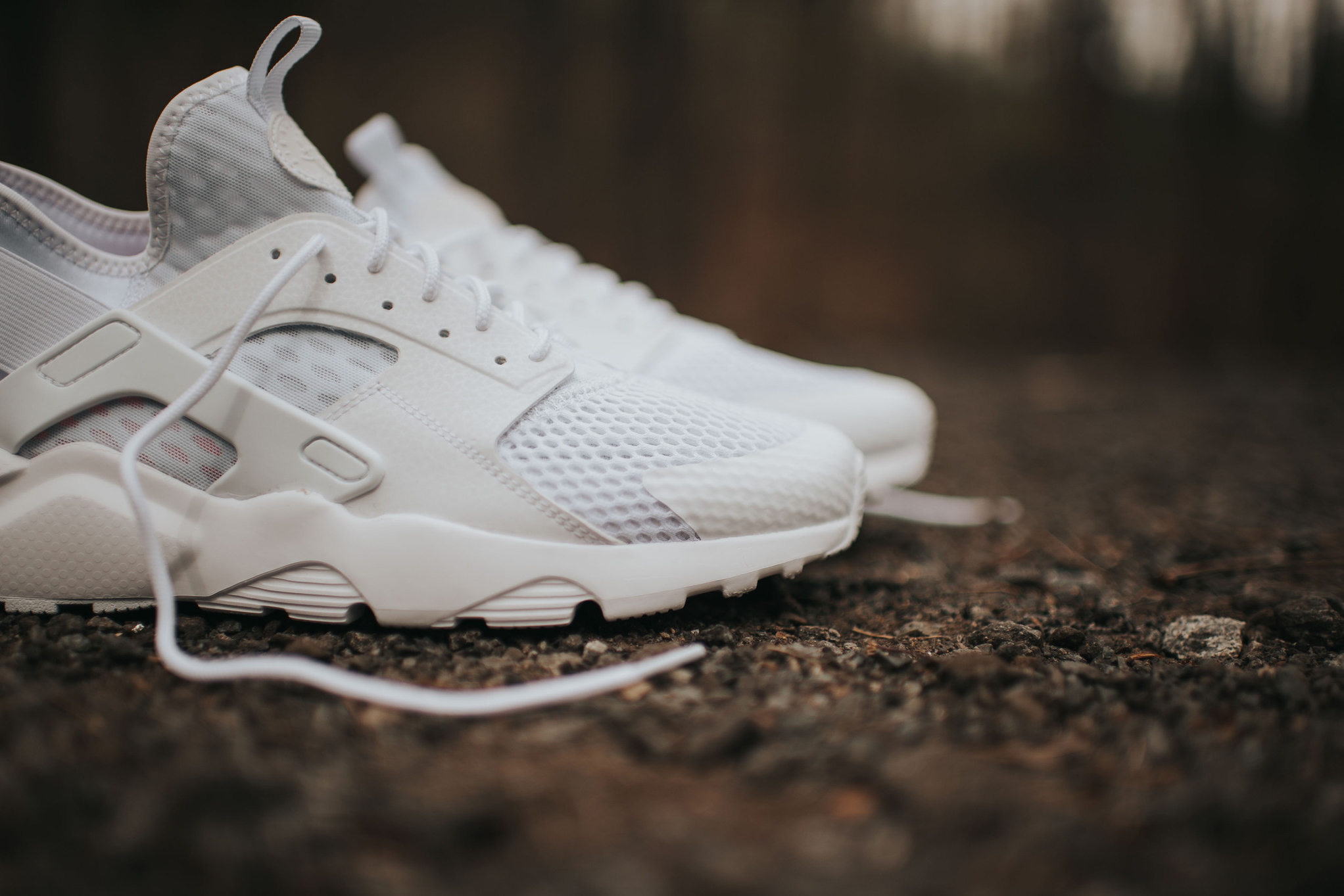 32e34e0da1b4 ... canada nike air huarache run ultra br triple white 939ea 0ce35