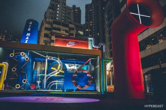 Hong Kong's Nike Air Max Con Is a Sneaker-Filled Wonderland