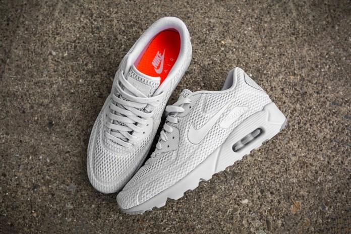 "Nike Air Max 90 Ultra BR ""Pure Platinum"""