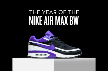 Why the Nike Air Max BW Is Making a Comeback in 2016