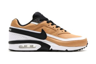 "Nike's Air Max BW Gets a ""Vachetta"" Makeover"