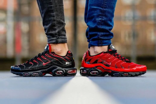 "Nike Air Max Plus ""Love/Hate"" Pack"