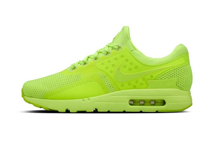 The Nike Air Max Zero Will Hit NIKEiD