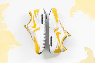"Nike Is Bringing Back the Air Max Zero QS ""Vivid Sulfur"""