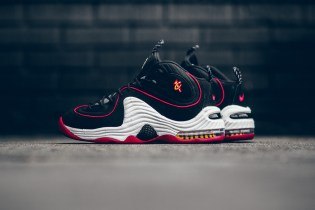 "A Closer Look at the Nike Air Penny II ""Miami Heat"""