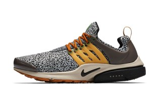 "Nike's atmos-Inspired Air Presto ""Safari"" Drops This Weekend"