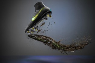 Nike Introduces Anti-Clog Traction Technology to Its Football Boots
