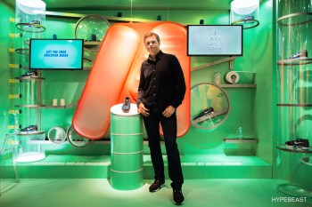 Mark Parker Discusses Air Max Con and Nike's Upcoming Innovations