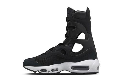 Nike Debuts a Crazy Air Max 95 Boot