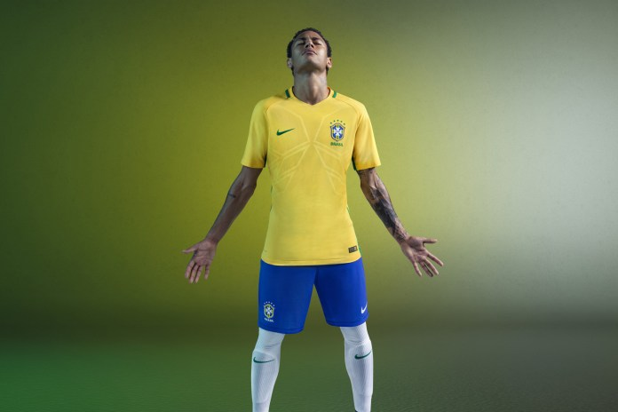 Nike Unveils Its New National Football Federation Kits