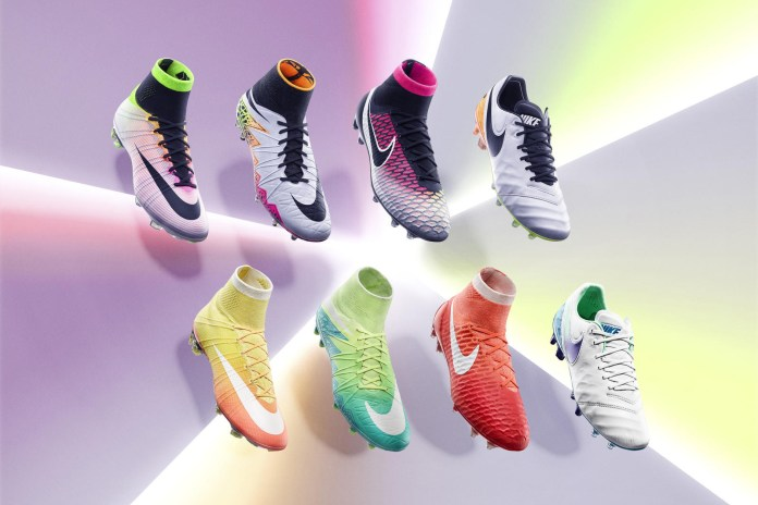 Nike Football Debuts the Radiant Reveal Pack