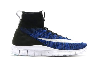 "Nike's Free Mercurial Superfly Is Back With a New ""Racer Blue"" Colorway"