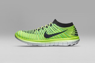 Nike's Free RN Motion Flyknit Is Set to Deliver Its Most Natural Ride Yet