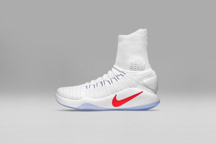 Nike's 2016 Hyperdunk Gets a High Dose of Flyknit