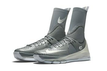 """Nike KD 8 Elite """"Grey"""""""